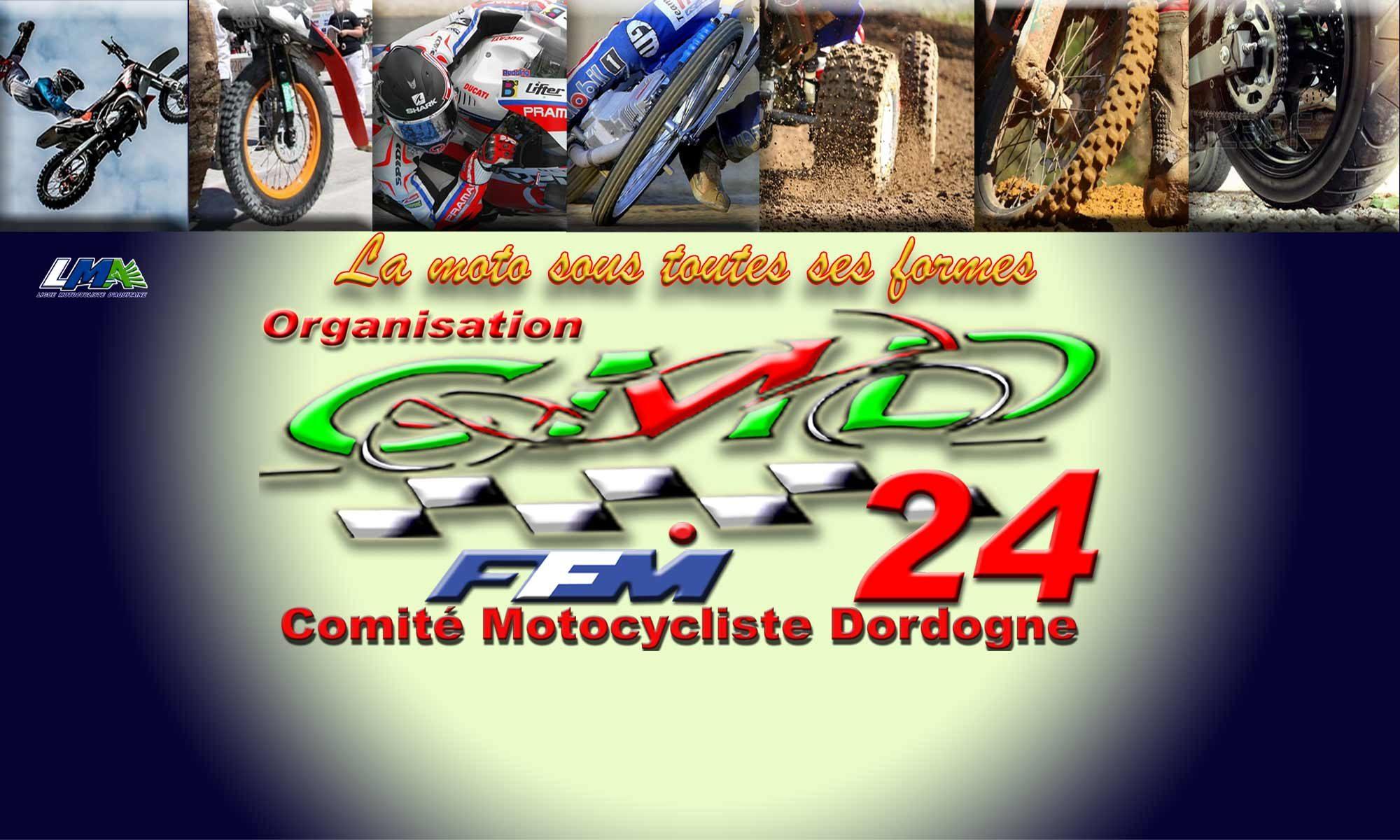 Comité Motocycliste Dordogne